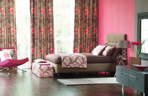... Slaapkamer met grijze boxspring consenza for. Roze grijze slaapkamer