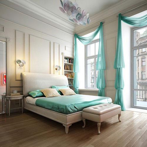 slaapkamer kleuren ideeën  interieur inrichting, Meubels Ideeën