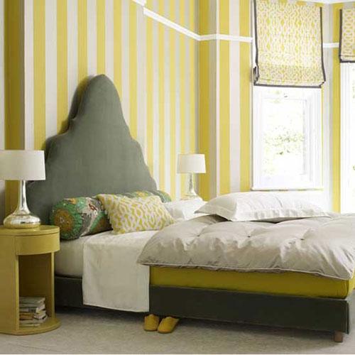 Slaapkamer slaapkamer kleurencombinaties inspirerende for Interieur kleurencombinaties
