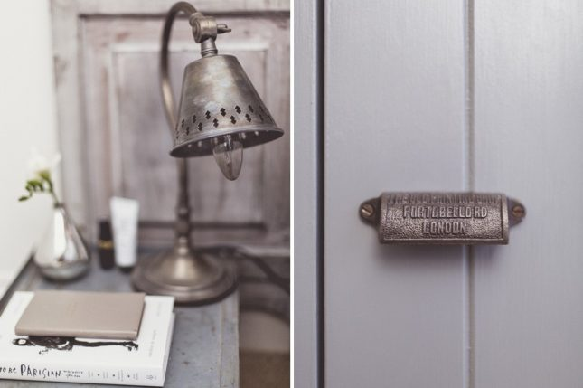 Nachtlampen Slaapkamer : Slaapkamer makeover van Charlotte en James ...