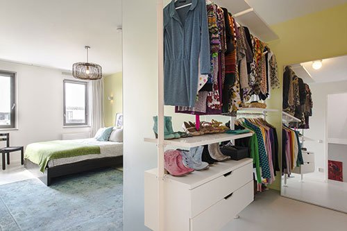 kleine slaapkamer inrichten ikea  consenza for ., Meubels Ideeën