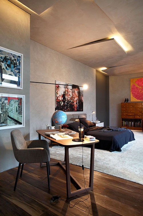 Slaapkamer Schuin Dak : slaapkamer schuin dak : Als Deze 30 Mooie ...