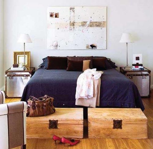 Slaapkamer nachtkastjes