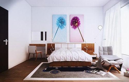 Beautiful Schilderij Slaapkamer Pictures - Raicesrusticas.com ...