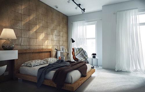 Tv Op Slaapkamer Ideeen : Slaapkamer ontwerpen van interieurontwerper ...