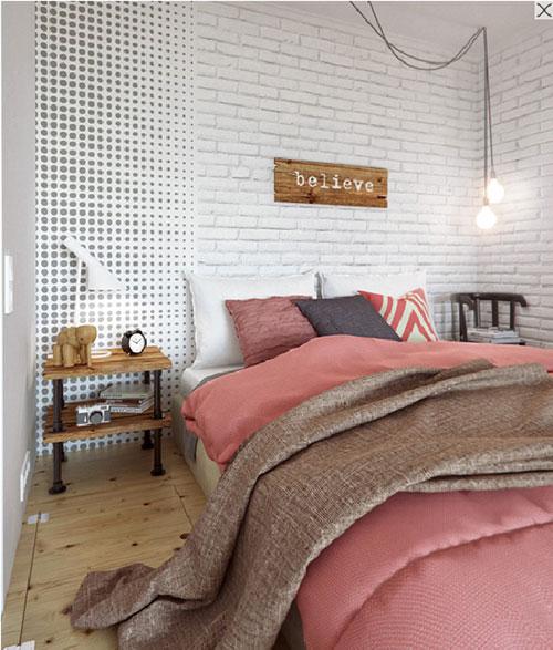 Slaapkamer ontwerpen in kleine woonkamer interieur for Slaapkamer ontwerpen