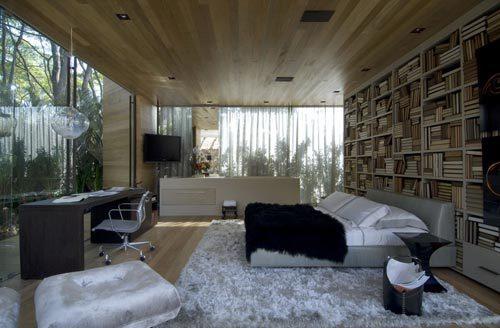 Slaapkamer ontwerpen met hout