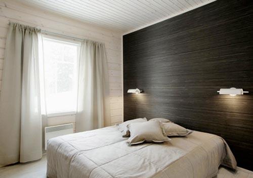 Slaapkamer ontwerpen met hout  Interieur inrichting