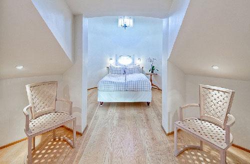 Slaapkamer ontwerpen op zolder