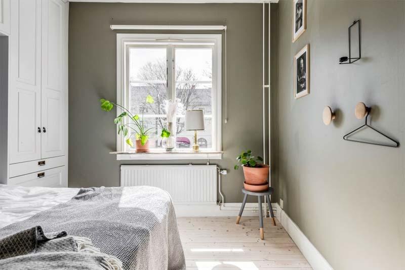 slaapkamer planten voordelen
