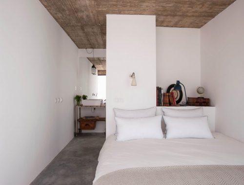 Kleine slaapkamer | Interieur inrichting