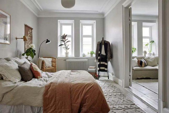 slaapkamer styling beddengoed
