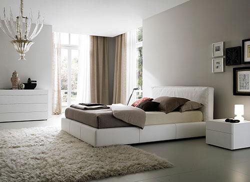 slaapkamer bruin beige  consenza for ., Meubels Ideeën