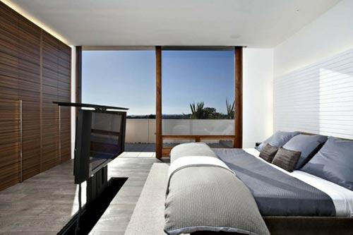 Slaapkamer tv ideeën | Interieur inrichting