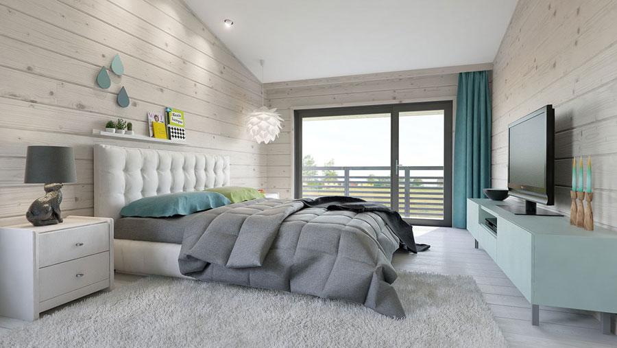 Slaapkamer TV meubel