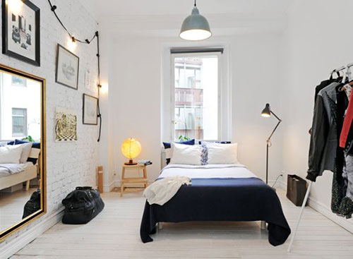 slaapkamer verlichting ideeen