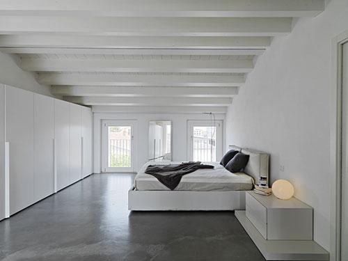 ... en vloeren die erg leuk zijn voor de slaapkamer? Deel dat met ons