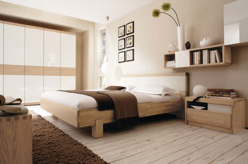 Verwonderend Slaapkamer vloer ideeën – Interieur inrichting IN-11
