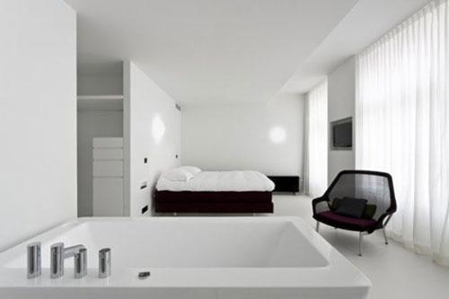 slaapkamer zenden design hotel maastricht