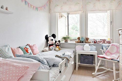 slinger ophangen in de kinderkamer | interieur inrichting, Deco ideeën