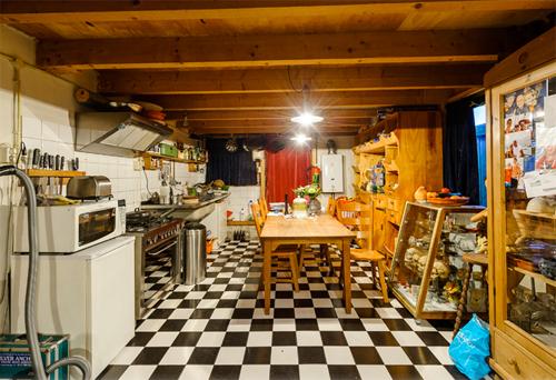 Souterrain keuken met IKEA