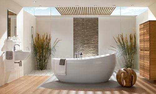 Spa badkamer ontwerpen interieur inrichting for Badkamer zen