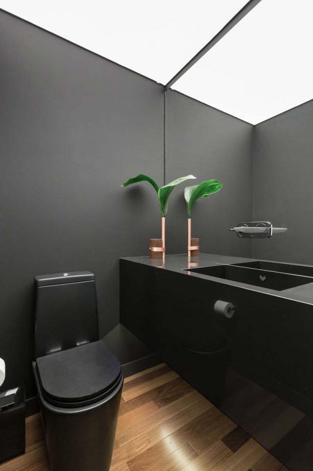 spanplafond toilet