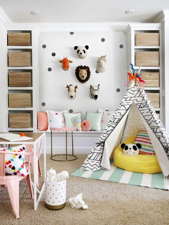 Kinder Speelkamer Inrichten.Speelkamer Inspiratie Interieur Inrichting