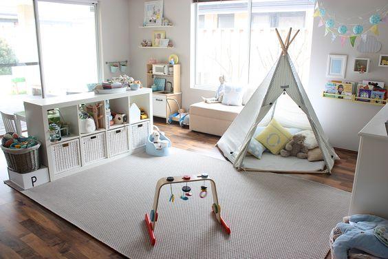 Speelkamer inspiratie interieur inrichting - Ikea habitacion infantil ...