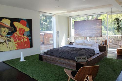Tv Op Slaapkamer Ideeen : Tv op slaapkamer ideeen : Speelse slaapkamer ...
