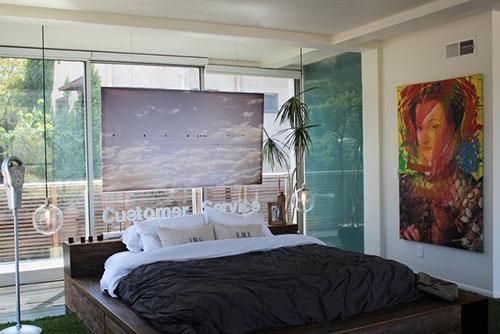 Speelse slaapkamer ideeën van Alexis