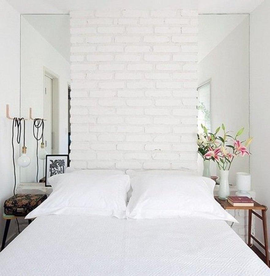 spiegel kleine slaapkamer groter laten lijken