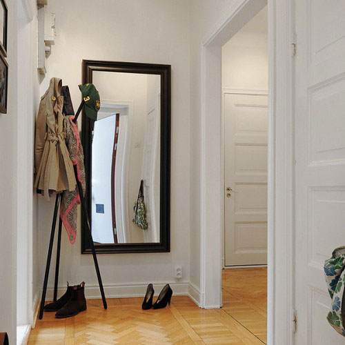spiegel voor de hal interieur inrichting. Black Bedroom Furniture Sets. Home Design Ideas