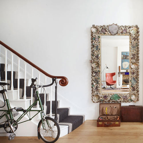 Hallway Decorating Ideas For Big Houses: Interieur Inrichting