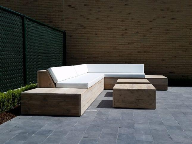 Dressoir Formido: Steigerhouten meubelen blijven trendy interieur ...