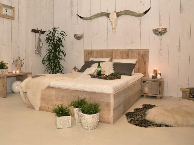 Steigerhouten meubelen blijven trendy interieur inrichting for Interieur ideeen woonkamer