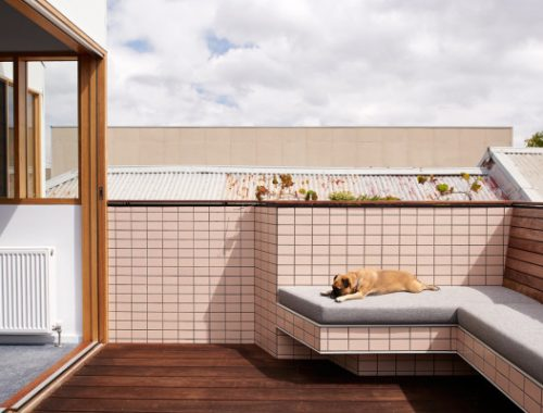 Stijlvol balkon terras ontwerp
