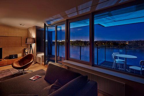 Stijlvol interieur ontwerp door Beef architecten