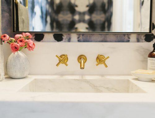 Kleurijke Marokkaanse Inrichting : Kant en klare badkamer van Anne en ...