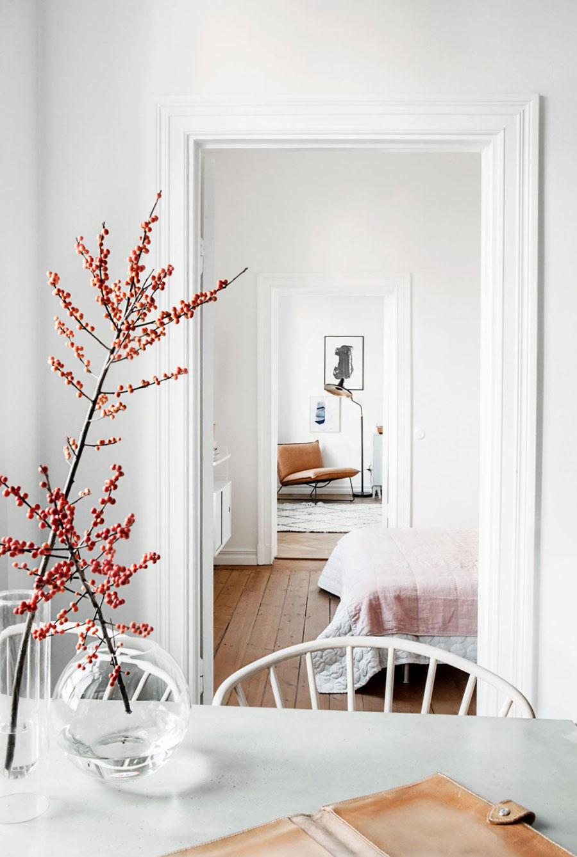 Stijlvolle woonkamer met een subtiele herfst sfeer