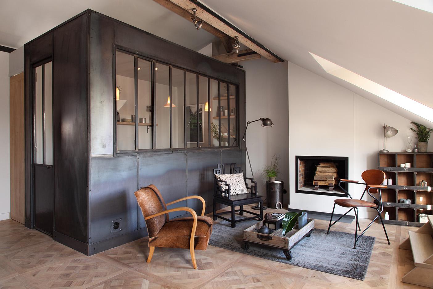Stoer appartement in Parijs