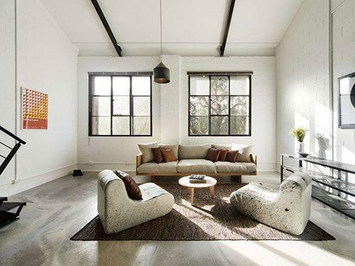 Stoer loft appartement in Melbourne