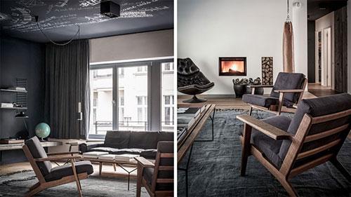 stoer rustiek appartement te huur in berlijn