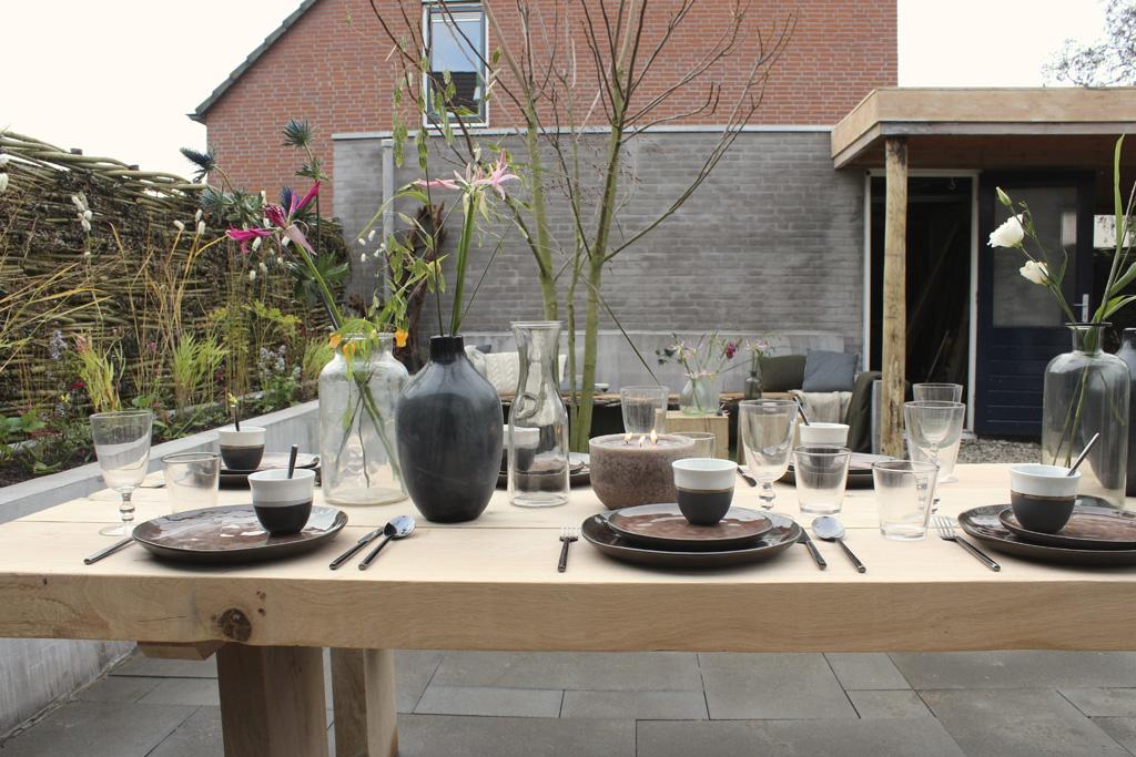 Stoer tuin ontwerp