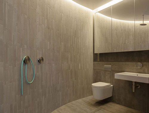 Stoere badkamers van Redchurche loft