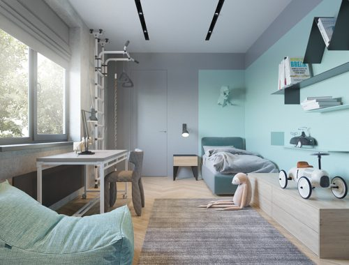 Magnifiek Kinderkamer Ideeën | Interieur inrichting #KF36