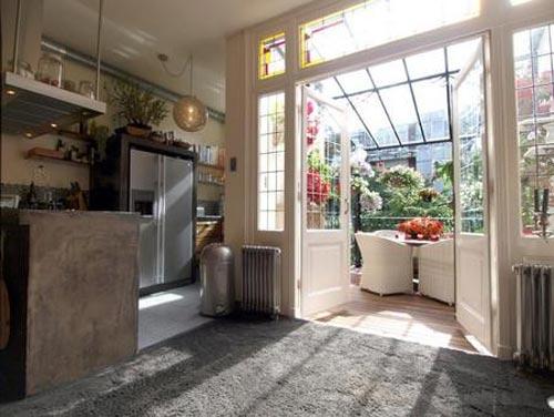Stoere keuken uit rotterdam interieur inrichting for Interieur inrichting