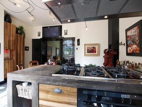 Stoere keuken uit rotterdam interieur inrichting - Interieur van amerikaans huis ...