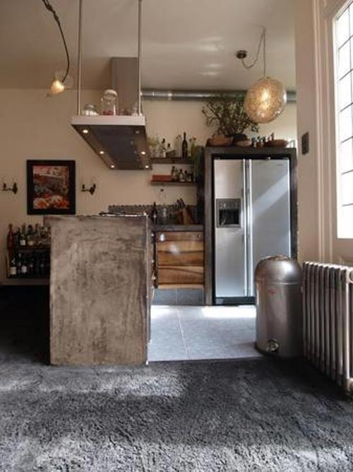 Stoere Keuken Hout : Stoere keuken uit Rotterdam Interieur inrichting