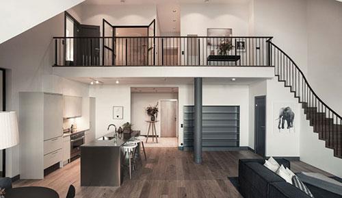 Stoere sfeervolle woonkamer | Interieur inrichting